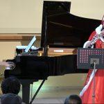 第245回ロビーコンサート 菅野ようこ/花は咲く(2017.12)