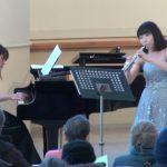 第259回ロビーコンサート オーボエとピアノのためのソナタ第2楽章/サン=サーンス(2019.2)